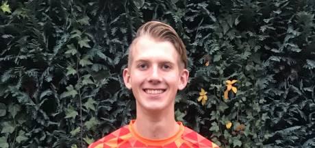 Tim Verbaandert blij met debuut op EK veldlopen