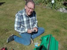 Henk is nog steeds op zoek naar foto's van de Mehari