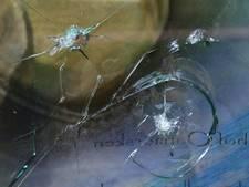 Glaskunstwerk Willem Wilmink in Ootmarsum vernield