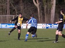 Vorden en AZC remiseren in tegenvallende derby