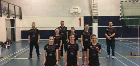 Voedingsbodem voor talentjes bij Badmintonschool Etten-Leur