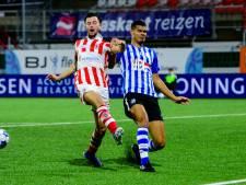 FC Eindhoven verwacht deze week contractverlenging Amevor: 'Hij wil zelf graag blijven'
