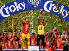 Se qualifier directement en Europa League grâce à la Coupe de Belgique, c'est bientôt fini