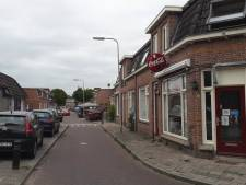 Na komst politiemacht sloeg in 't Rode Dorp in Deventer vlam in pan
