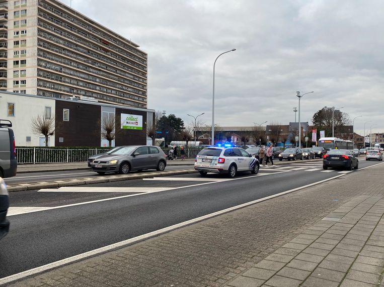 Na het ongeval kwam de politiezone van Bodukap ter plaatse voor de nodige vaststellingen. De vrouw liep lichte verwondingen op
