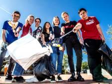 Tieners maken Holten vandaag een stukje schoner