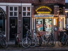 Delft is uitgestorven op de eerste avond van de avondklok