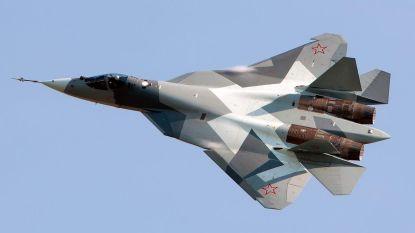 Israëlische raketten halen Syrisch gevechtsvliegtuig neer