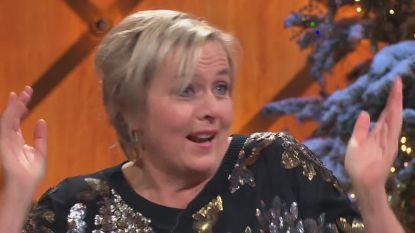 """Annemie Struyf probeert het nu in het Spaans: """"Ik blijf knikken tijdens een interview en later zullen ze het dan wel vertalen"""""""