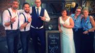 Joe & Doe's bar on wheels al aan 50 events toe