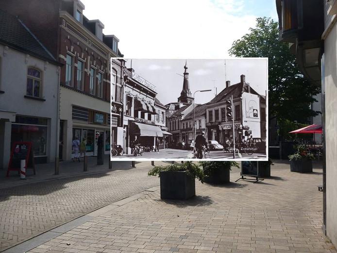 Radiopleintje. Foto Rob van Amsterdam, inzet Regionaal Archief Tilburg
