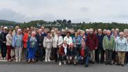 Okra geniet van natuurschoon van Nationaal Park Eifel