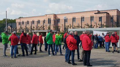 Actiedag in Vlaamse gevangenissen: bijna helft van de cipiers aanwezig