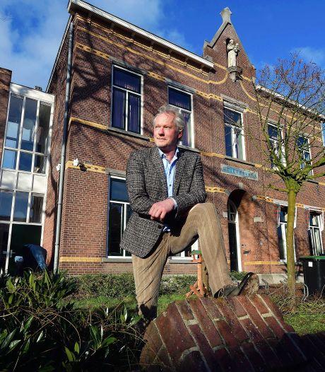 Eindelijk is De Lepelaar bewoond, Frans Mouws terug in Lepelstraat: 'in mijn jeugd waren er nog volop winkels'