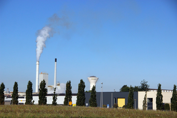 Industrieterrein Vosdonk. Foto ter illustratie.