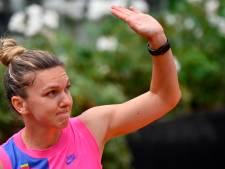 Simona Halep sacrée après l'abandon de Karolina Pliskova