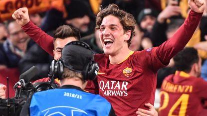 """Tiener die als pasmunt diende bij transfer Nainggolan, scoort eerste CL-goals voor AS Roma: """"Maak kinderdroom waar"""""""