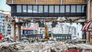 Tramgebouw tegen de vlakte - heraanleg stationsplein is voor volgend jaar