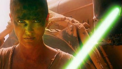 Mash-up 'Star Wars' en 'Mad Max: Fury Road'