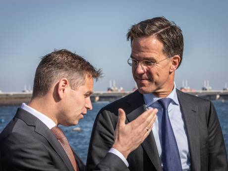 Rutte in Zeeland: 'Dit is toch waanzinnig? Te gek, man!'