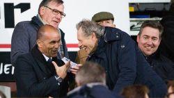 Standard wil Preud'homme terug