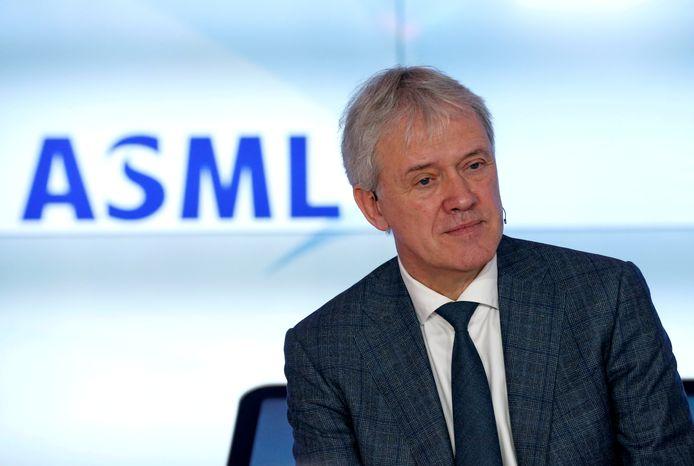 ASML-topman Peter Wennink wordt de nieuwe voorzitter van de Eindhovense Fabrikantenkring.