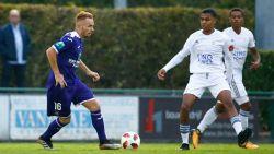 Trebel en Kompany in Anderlecht-selectie voor topper tegen Club, Diagne ontbreekt bij blauw-zwart