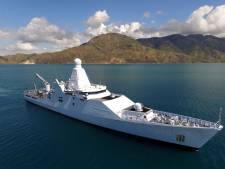 Marine onderschept ruim 400 kilo coke in de Caraïben