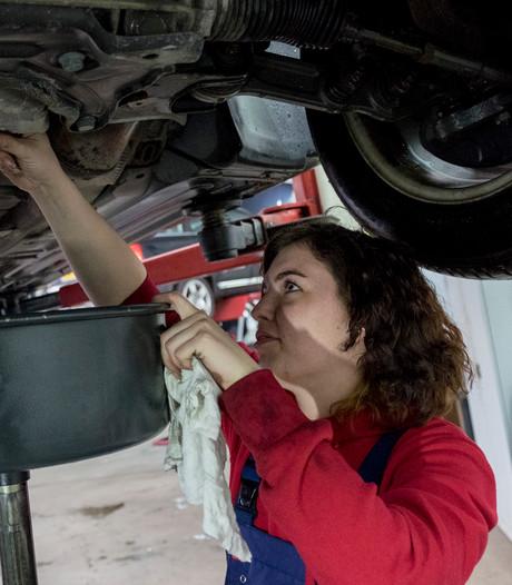 Toch nog een leerwerkplek in de autowereld voor Cyrille