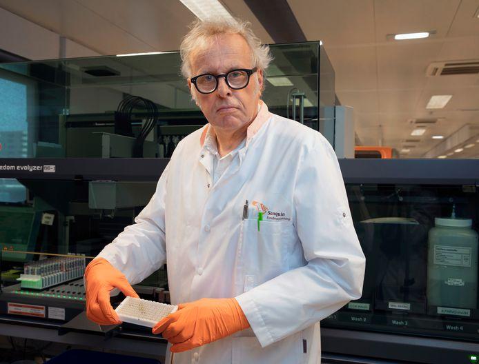 Arts-microbioloog Hans Zaaijer: 'De kans bestaat dat het coronavirus elk jaar de kop opsteekt en het een deel van het leven wordt.'