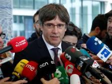 Carles Puigdemont auditionné dans les locaux de la police fédérale