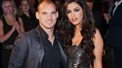 Yolanthe Cabau zou 19 miljoen euro opstrijken met scheiding Welsey Sneijder