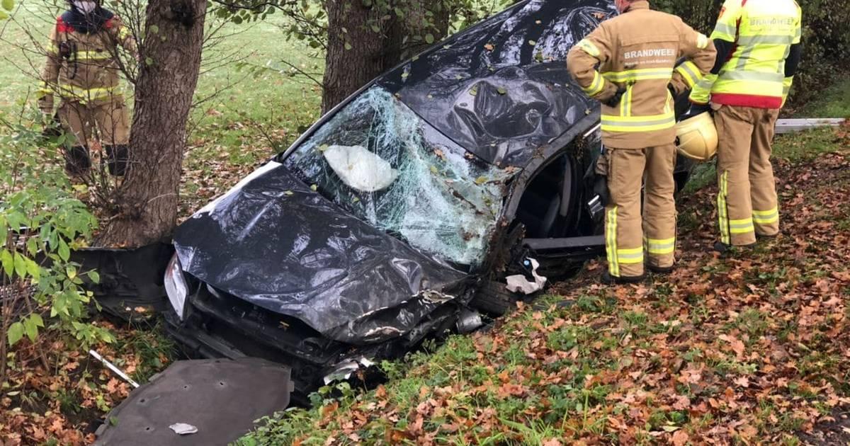 Twee gewonden bij eenzijdig ongeval in Gendringen.