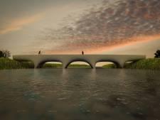 Tilburger Michiel van der Kley ontwerpt grootste betonnen 3D geprinte fietsbrug ter wereld