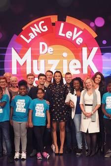 De Octopus uit Boekel wint Lang Leve de Muziekshow en mag voor Maxima optreden