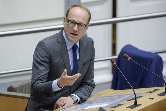 Vlaams minister Ben Weyts (N-VA).