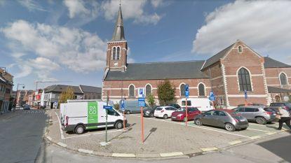 Kerkplein afgesloten voor werken aan Sint-Catharinakerk