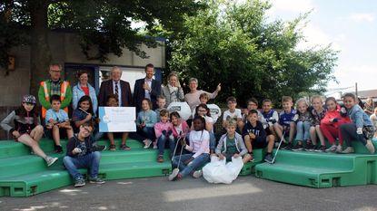 Kinderen krijgen beloning van 1.500 euro van Mooimakers