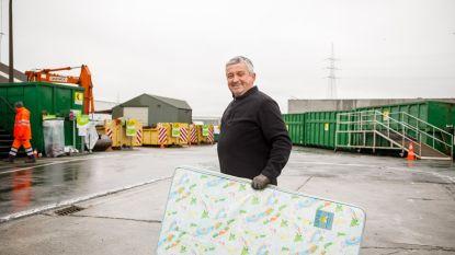 Recyclagepark Aalter maandag weer open, maar enkel op reservatie