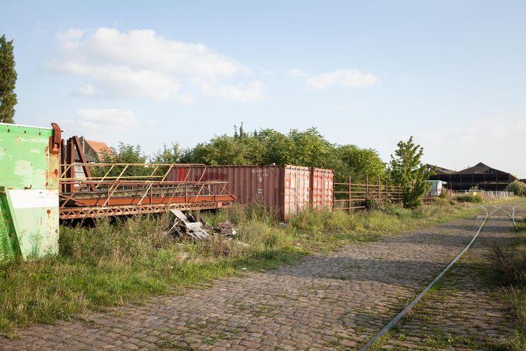 Dit terrein van scheepswerf Ketels wordt een buurtpark.