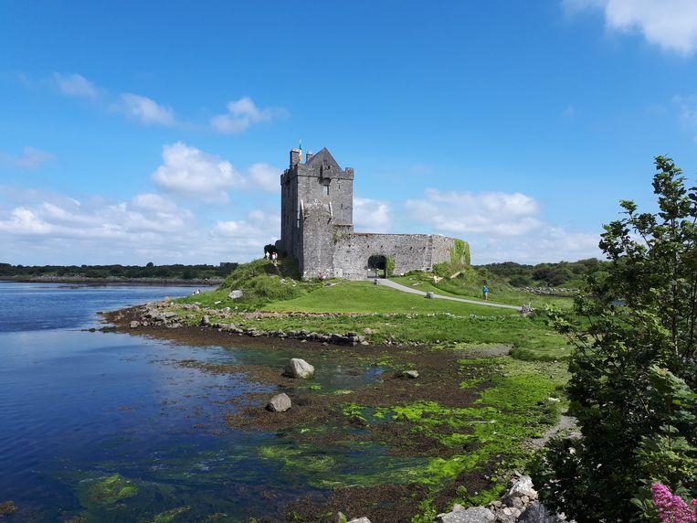 Dungaire Castle. Beeld Zita Börcsök