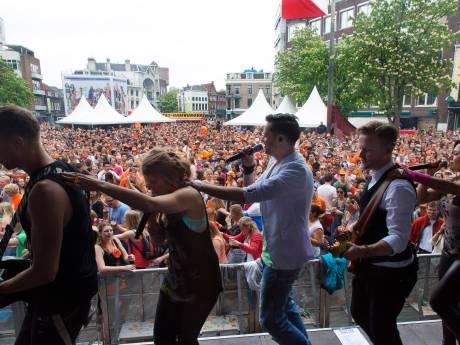 Koningsdag 'light' in Utrecht: toch nog enkele pleinfeesten