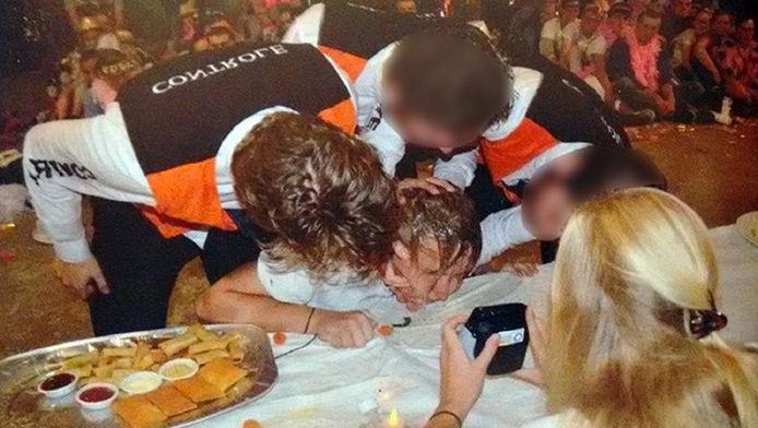 De ontgroening in Groningen gaat gepaard met vernederingen