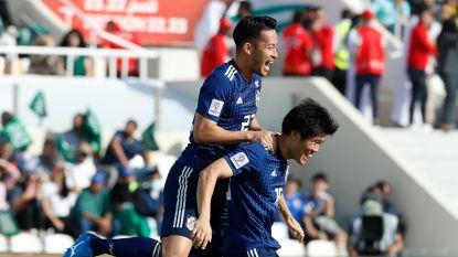 Football Talk. STVV-verdediger grote held van Japan in Asian Cup - Barcelona twee weken zonder Dembélé