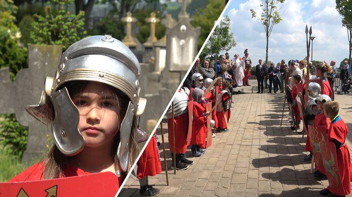 Jonge Romeinen in Cuijk.