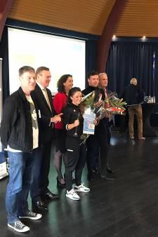 Sophie Pennock uit Helmond Buurtsportcoach van het Jaar