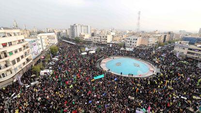 Amnesty: minstens 23 kinderen gedood tijdens protesten in november in Iran