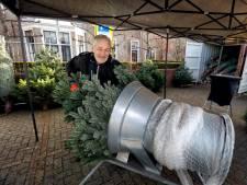 Kerstboomtraditie in ere hersteld