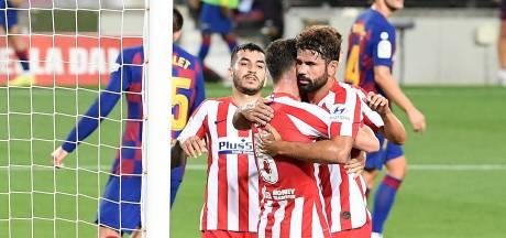 Voetbal Vandaag | Atlético Madrid al snel weer in actie na gelijkspel in Camp Nou