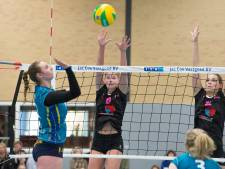 Alleen Peelpush verlaat vanwege lockdown volleybalcompetitie